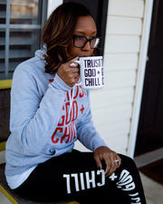 Trust God + Chill 2pc Special (Hoodie + Mug)
