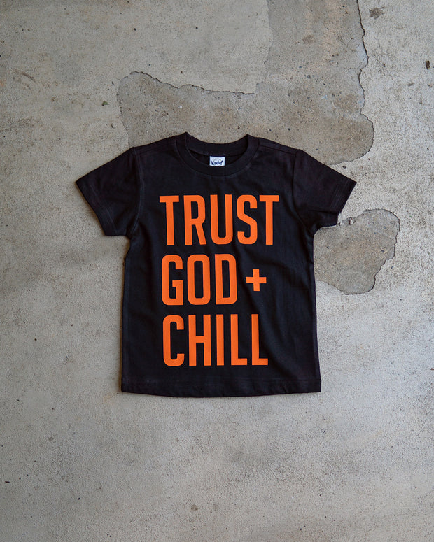 (Special) Trust God + Chill Kids T-shirt
