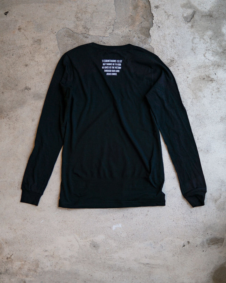 Victorious Adult L/S Shirt