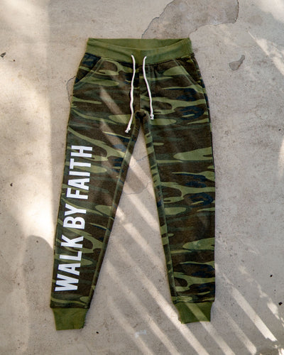 Walk By Faith Women's Joggers