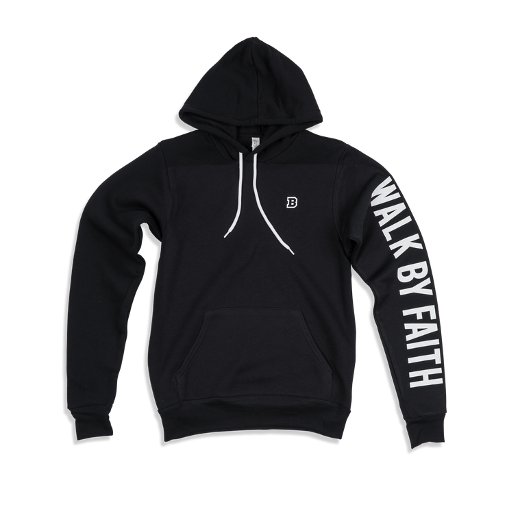 Walk By Faith Adult Pullover