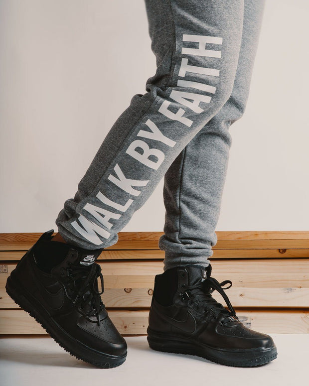 Walk By Faith Adult Sweatpants