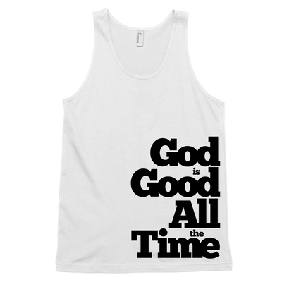 God is Good Tank - Beacon Threads - 2T / White - 1