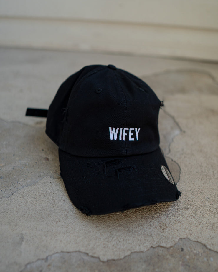 Wifey (Print) Adult Dad Hat