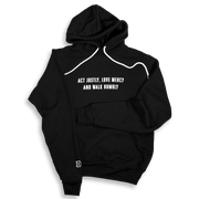 Act Justly Adult Pullover
