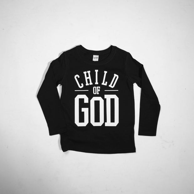 Child of God Kids L/S