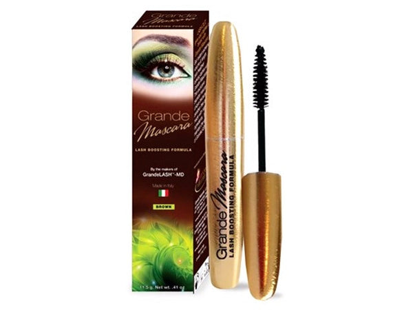 3805ff51dee GRANDEMASCARA BROWN (0.41 Fl. Oz. / 11.5 gm) by Grande Naturals – Your  Beauty Salon
