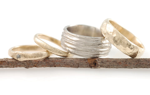 Rings by Beth Cyr