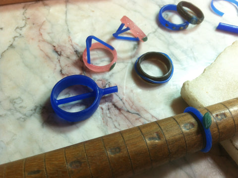 wax working for jewelry