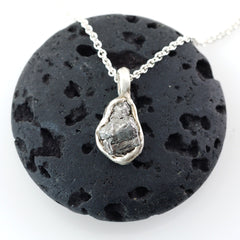 meteorite pendant for giveaway