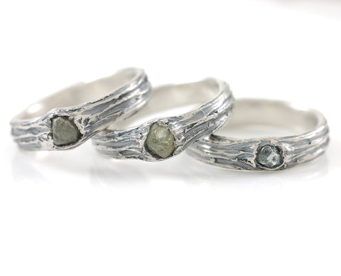 Engagement Rings by Beth Cyr