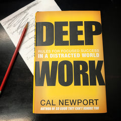 Deep Work by Cal Newport