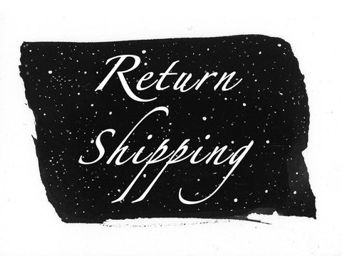 Return Shipping - Beth Cyr Handmade Jewelry