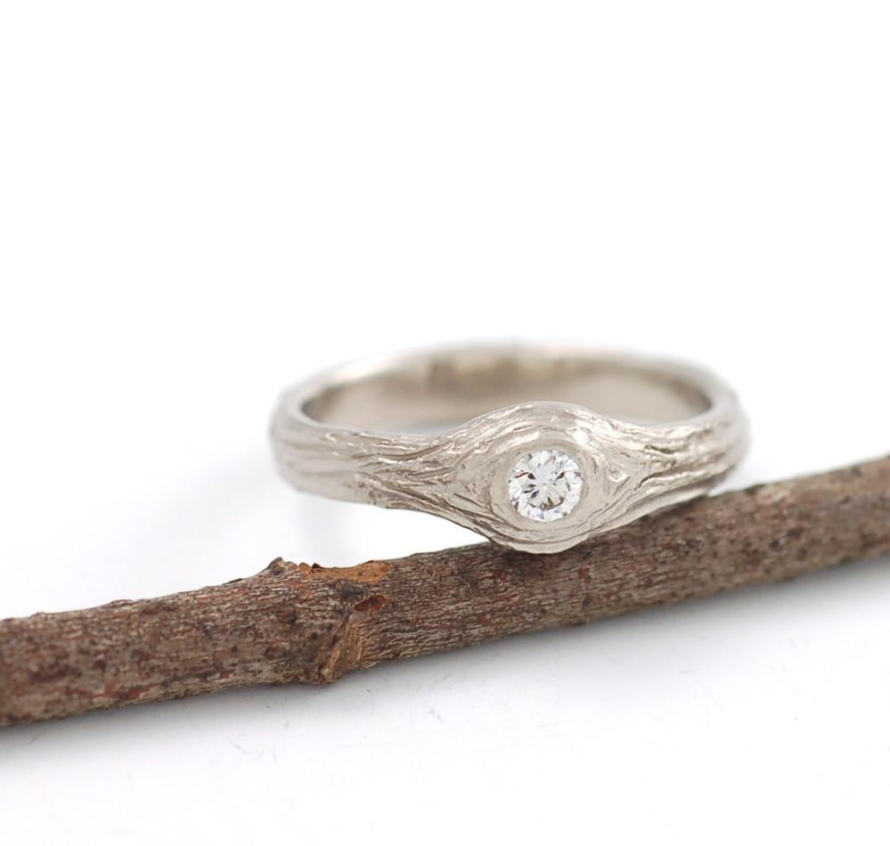 silver rings engagement il knot simple etsy wedding market love ring sterling promise jewelry proposal