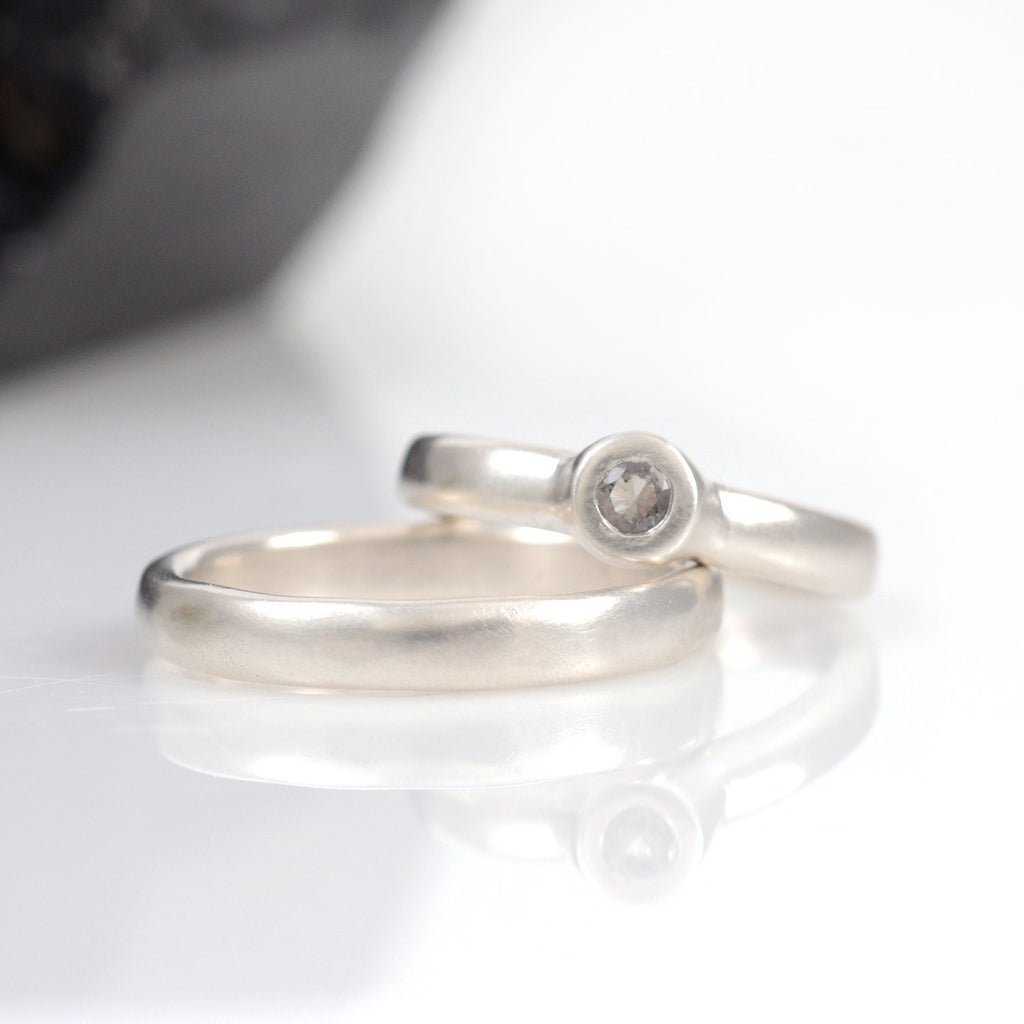 Reserved for Emily - final balance payment for 2 rings - Beth Cyr Handmade Jewelry
