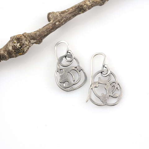Vine Earrings - Size Extra Small - Ready to Ship