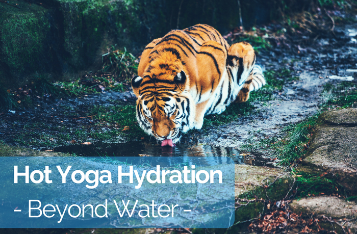 Hot Yoga Hydration - Beyond Water