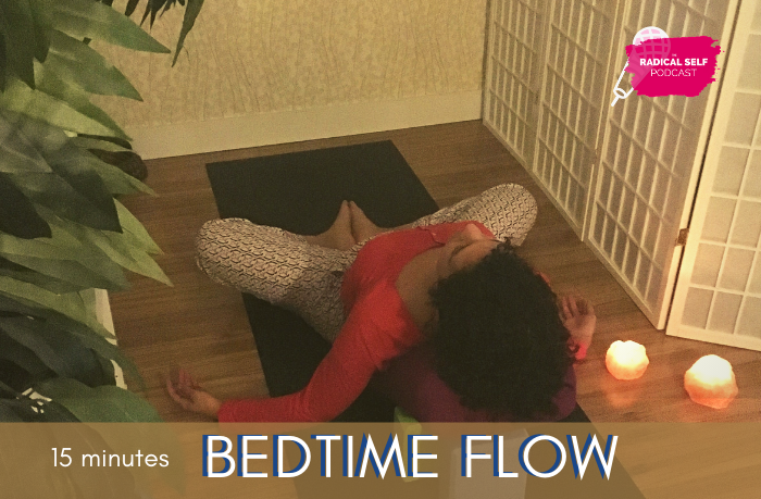 {E37} Bedtime Flow - Audio Yoga Class