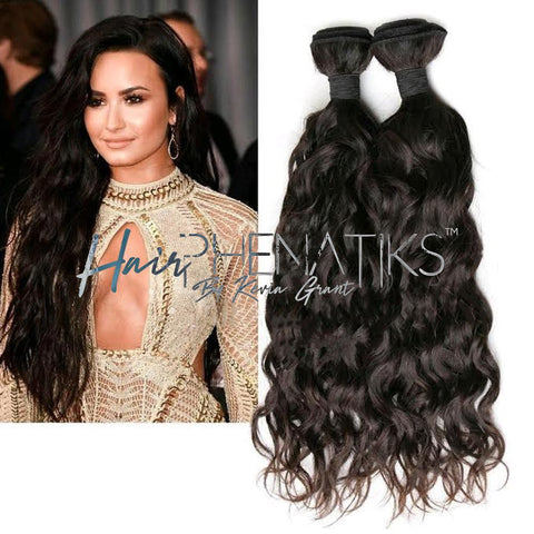 Bundles - Malaysian Wavy Virgin Hair