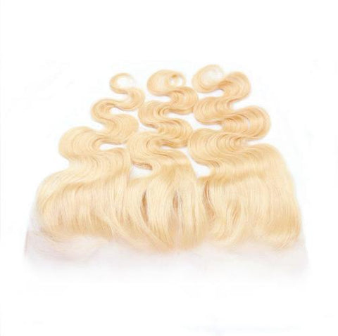 Frontals - Russian Blonde Lace Frontal