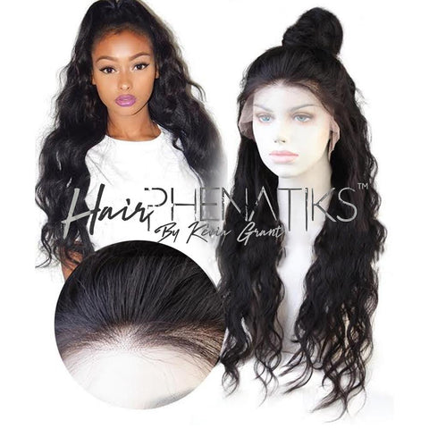 Lace Wig - Body Wave Glueless Full Lace Virgin Wigs