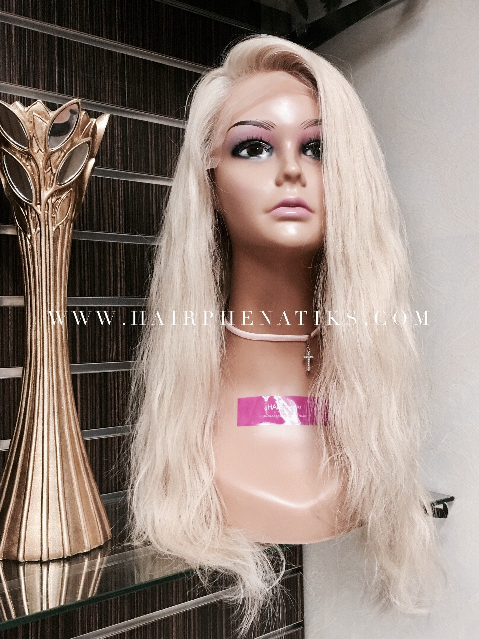Lace Wig - Brittany Blonde Unit