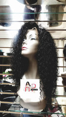Lace Wig - INDIA LOVE INSPIRED CURLY HAIR UNIT