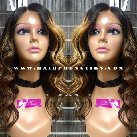 Lace Wig - Xavier Unit