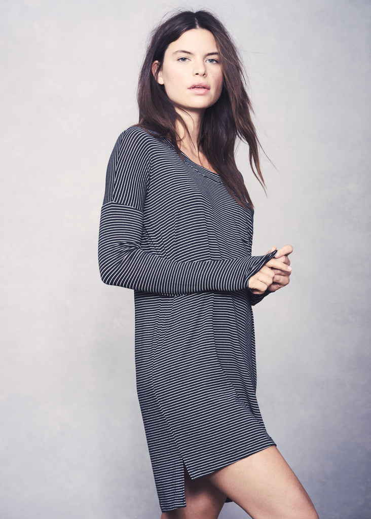 Ellie Dress by Maison Du Soir at Enze Apparel