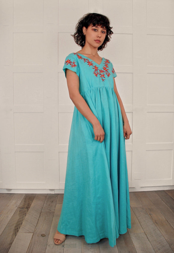 Machan Maxi Dress