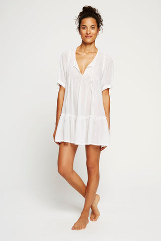 Pintuck Nightie