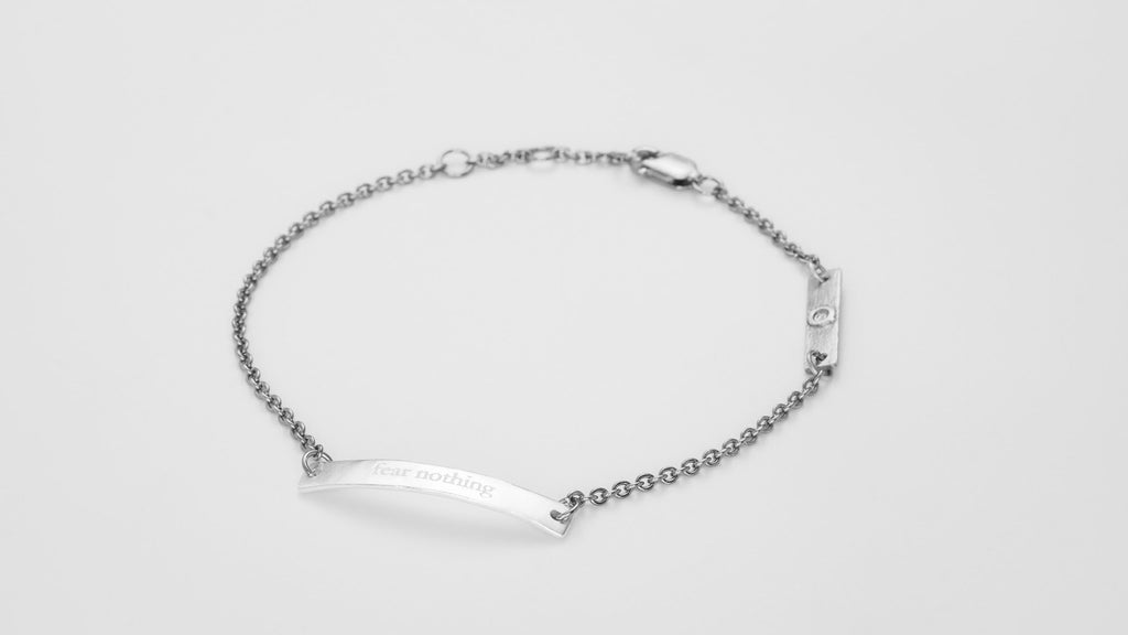 Fear Nothing Bracelet