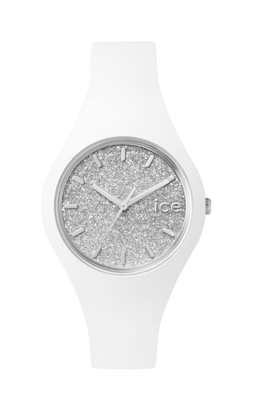 ICE Glitter Silver Small Watch