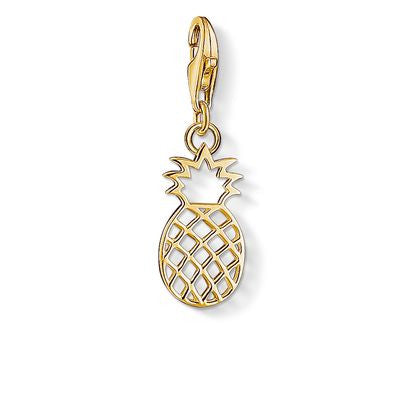 THOMAS SABO CHARM CLUB PINEAPPLE GP CHARM