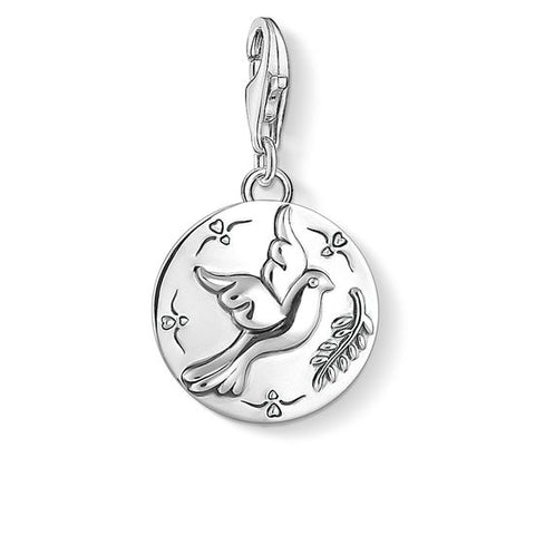 Thomas Sabo Charm Club Peace Dove Charm