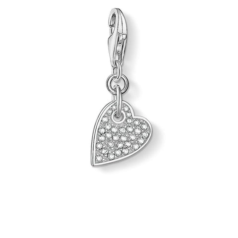 Thomas Sabo Charm Club Keyring Heart - CC1760
