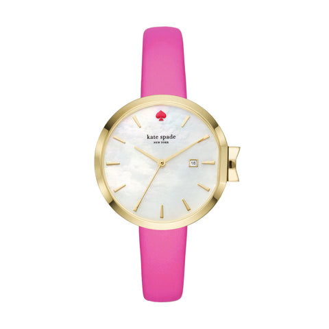 Kate Spade Pink Park Row Watch KSW1268