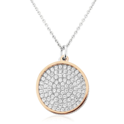 Waterford CZ Set Pendant - WP181