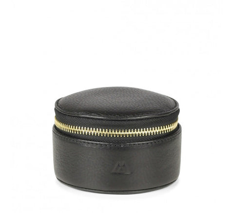 Markberg Lova Jewellery Box, Large Black & Gold