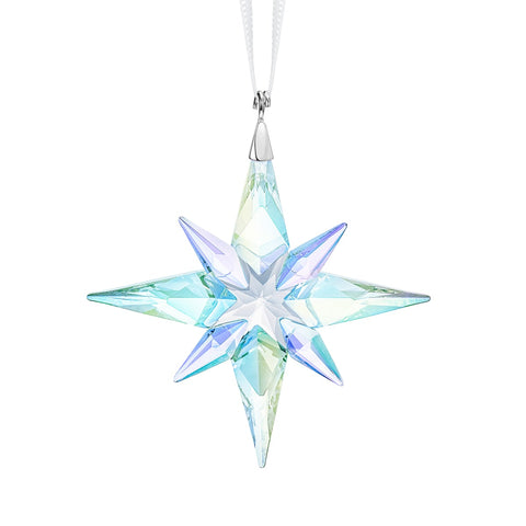 Swarovaki - Star Ornament Crystal AB Small