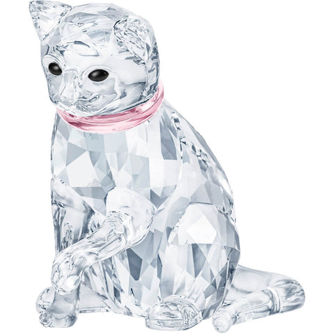 Swarovski Cat Mother