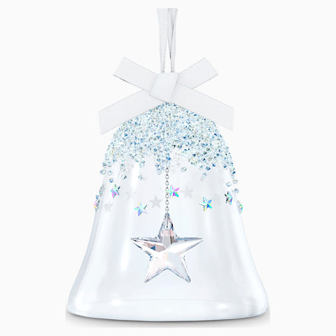 Swarovski Bell Star Ornament - Large