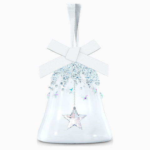 Swarovski Bell Star Ornament - Small