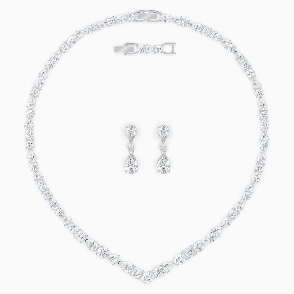 Swarovski - Tennis Deluxe V Mixed Set