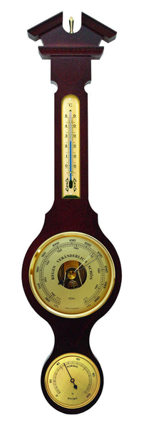 Fischer Weather Station - Mahogany