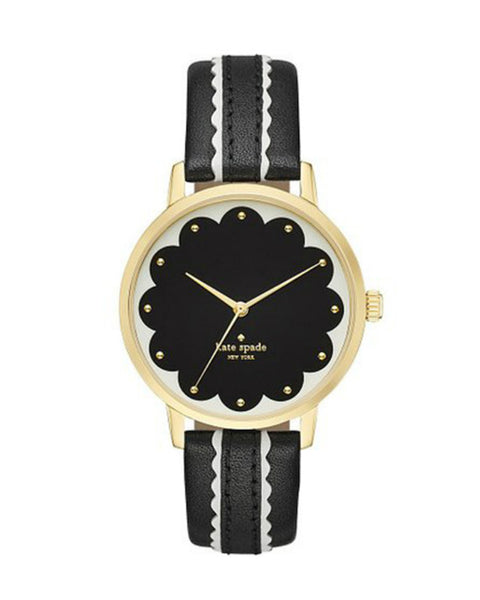 Scalloped Dial Metro Watch