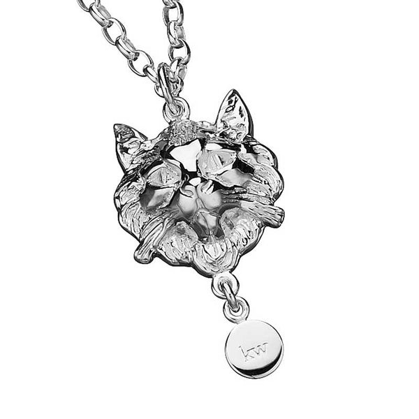 Karen Walker Cat Pendant - 60cm
