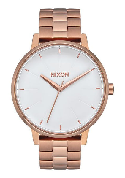 Kensington Rose Gold / White