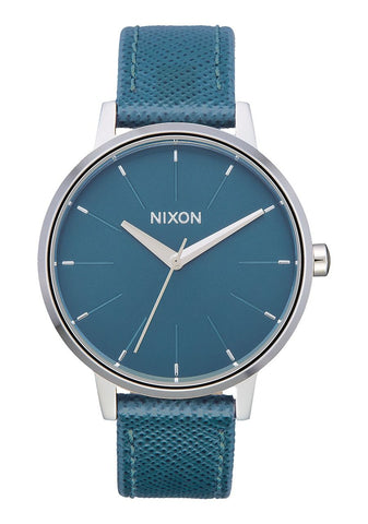 Nixon Kensington Leather - Peacock