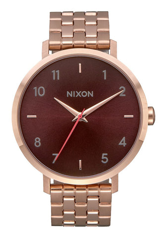 ARROW ALL ROSE GOLD / BROWN